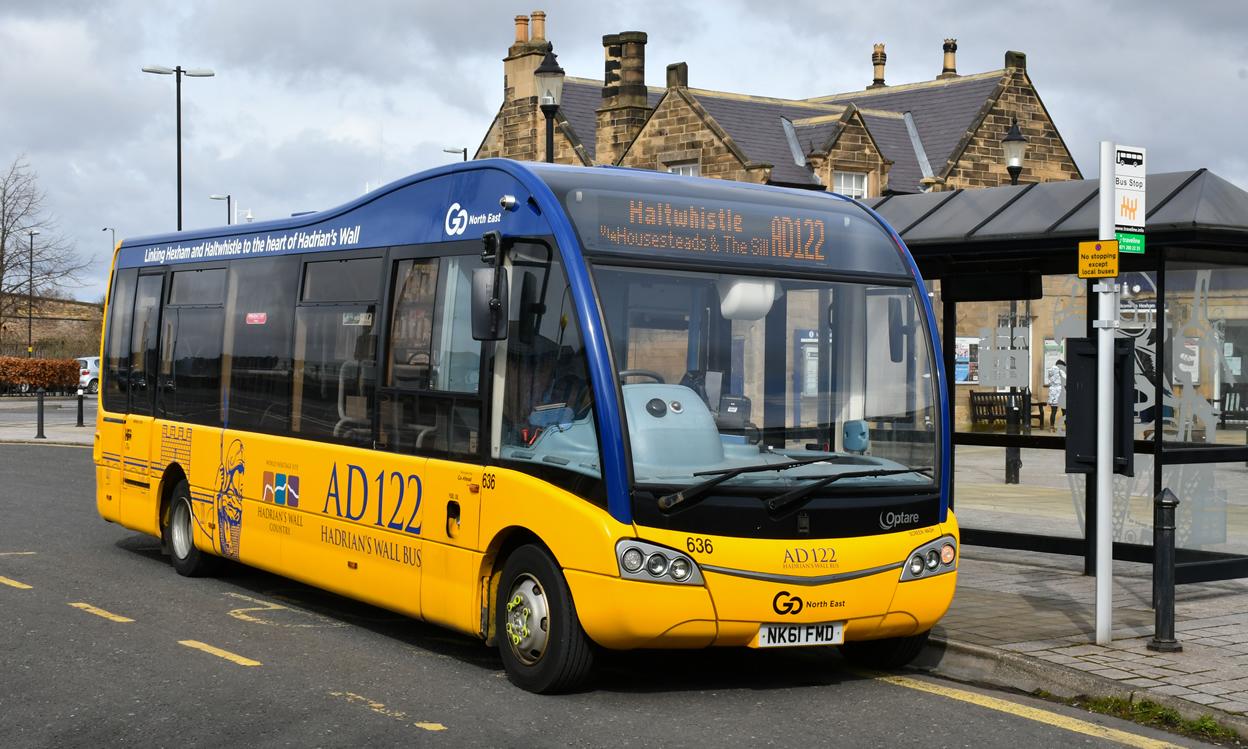 North East Bus Partnership
