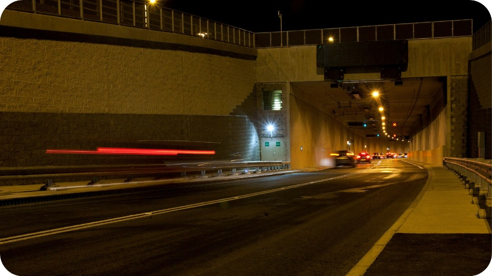 Tyne Pass Scheme at the Tyne Tunnels